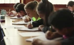 Aplicados alumnos, los del Fray Bartolomé de las Casas / «Un barrio que educa»