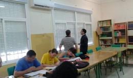Nuevo cerramiento para el Centro de Adultos Manuel Prada Rico