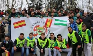 Celebraciones por las bodas de oro del Club de Rugby San Jerónimo