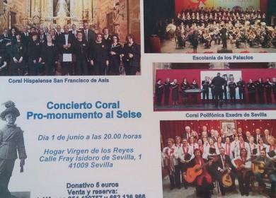 Concierto Coral Pro-monumento al Seise