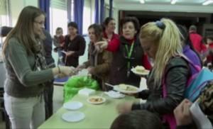 Día del Pueblo Gitano en el CEIP Andalucía / «Un barrio que educa»