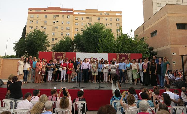 I Gala de clausura de talleres de San Pablo-Santa Justa 2015