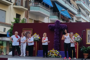Velada festiva en Los Remedios para clausurar los 46 talleres