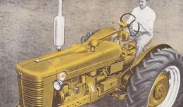 Tractor S-455, fabricado por la S.A.C.A. de Sevilla / Eloy Galván