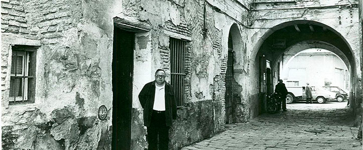 La sevilla de francisco palacios el pali sevilla ciudad for La casa del azulejo san francisco