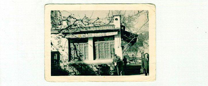 Venta Los Monos, año 1960