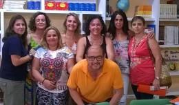 IU se reúne con las Ampas del distrito Este-Alcosa-Torreblanca