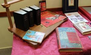 Publicaciones encuadernadas en el taller / F.P.