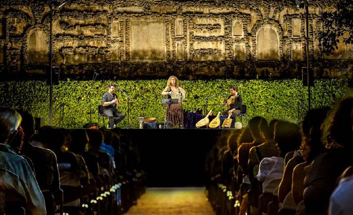 Regresan los conciertos en los jardines del Alcázar a partir del 18 de junio