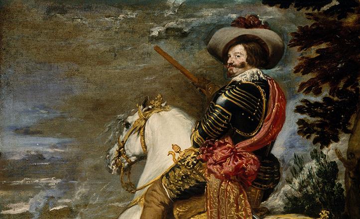 El Conde duque de Olivares según Velázquez