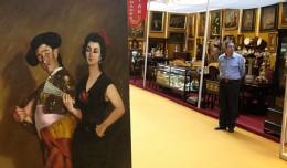 Feria de Antigüedades en las Reales Atarazanas de Sevilla