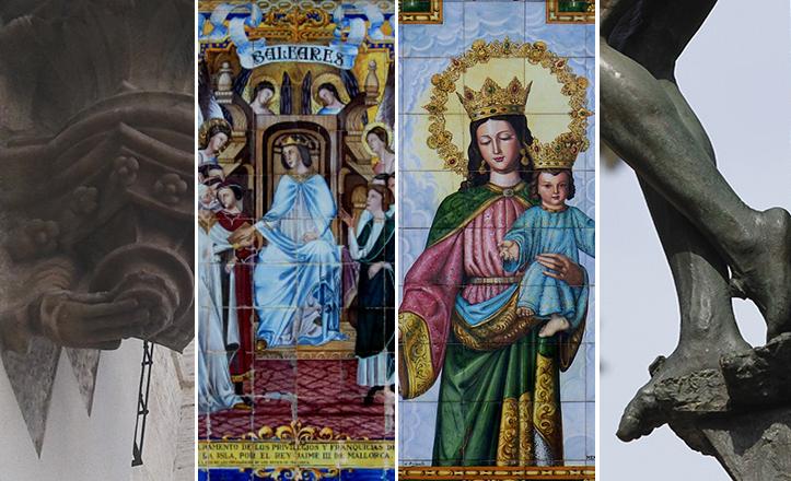 Los siete «errores» que ya son tradición en la fisonomía de Sevilla