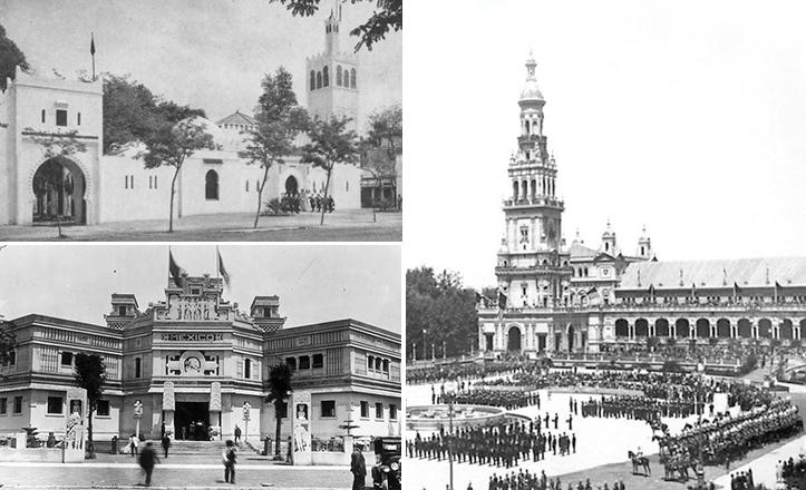 Exposición Iberoamericana de Sevilla, 1929
