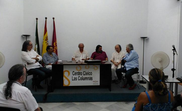 La Velá de Santa Ana rinde homenaje a Manuel Molina