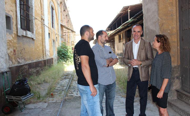 Impulso a la captación de rodajes de cine y publicidad en Sevilla