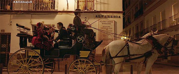 Allí abajo en la calle Alfarería