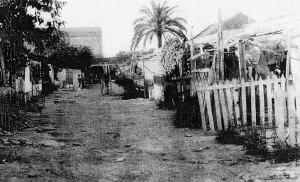 El barrio de Laffitte / «Nomenclatura de calles, plazas y zonas ajardinadas»