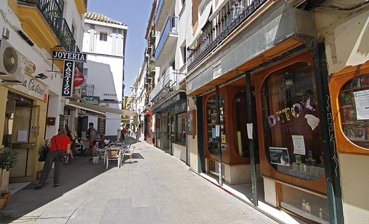 Calle José Gestoso / Vanessa Gómez