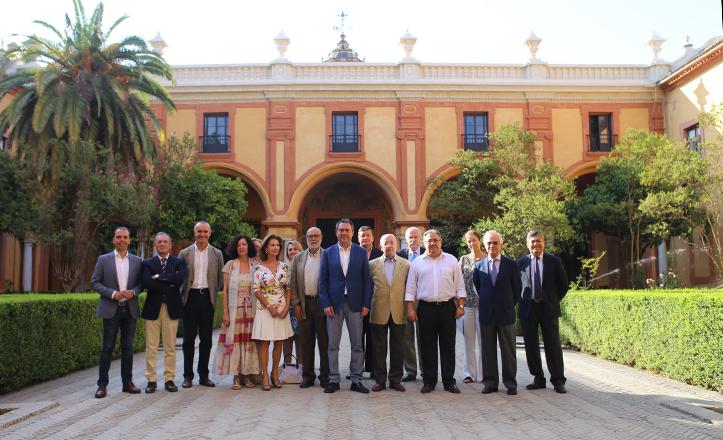 Consejo de Gobierno del Patronato de los Reales Alcázares