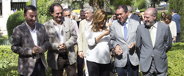 Domínguez García Baquero,  Hernández Garijo, Díaz, Espadas y Rodríguez Villalobos / F. P.