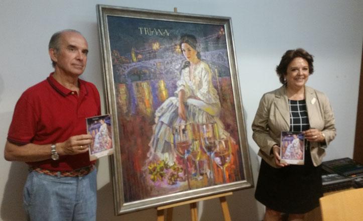 Carmen Castreño: «Este año habrá hilo musical en la Velá de Triana»