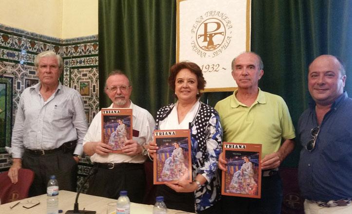 La Velá, eje de la nueva edición de la Revista Triana
