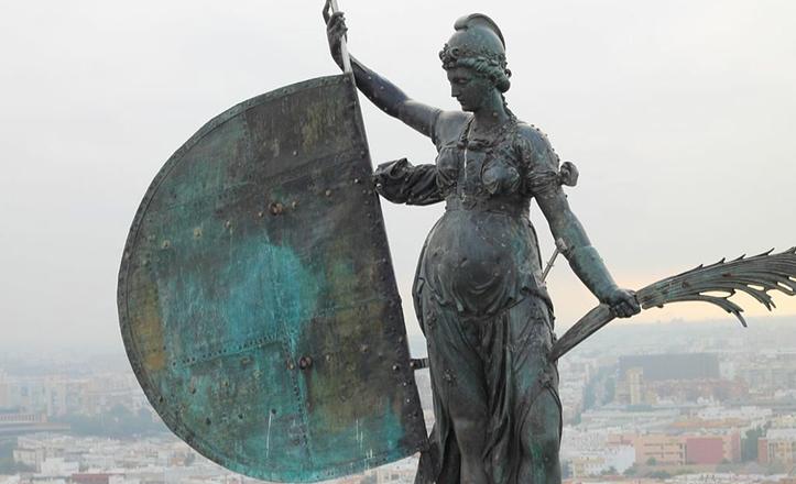 El Giraldillo, veleta por excelencia de Sevilla