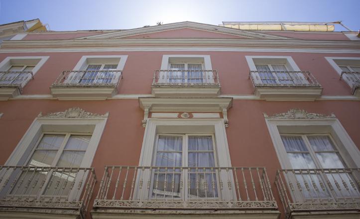 Casa burguesa en la calle Pajaritos / Fran Piñero