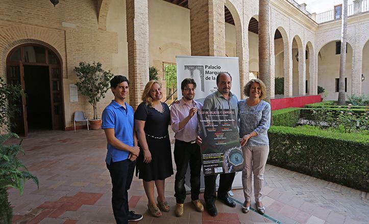 Presentación del Ciclo Palacios y Conventos