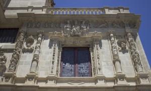 Lugar donde sobresalía el Balcón de Morel / F.P.
