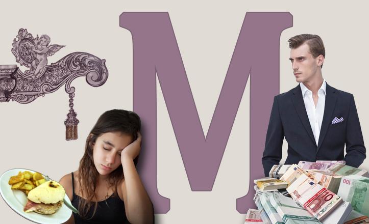 Diccionario sevillano: M