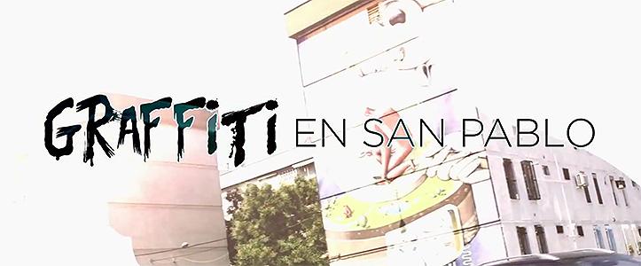 Videoclip en San Pablo