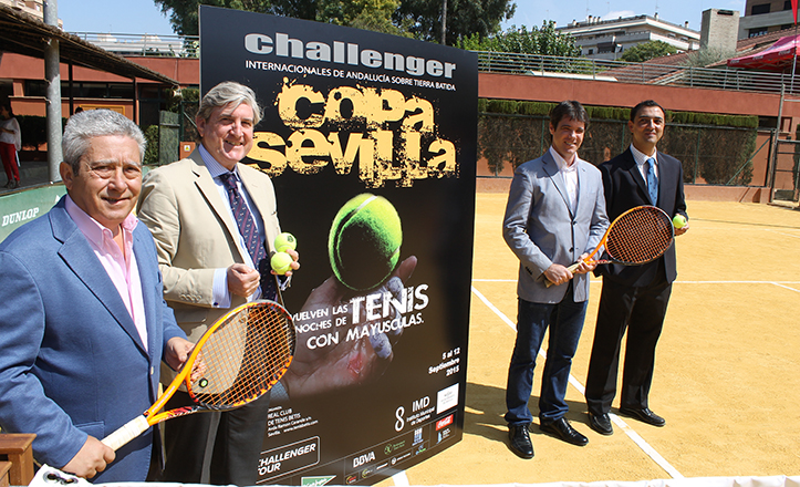 Presentación de la Copa Challenger 2015