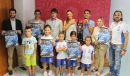 Presentación del Skoda Triatlón de Sevilla