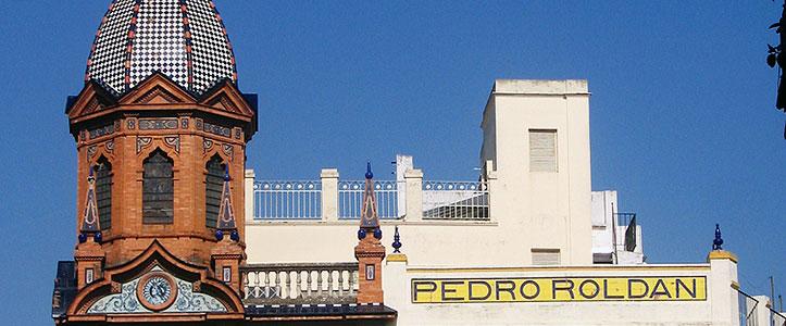 Edificio Pedro Roldán
